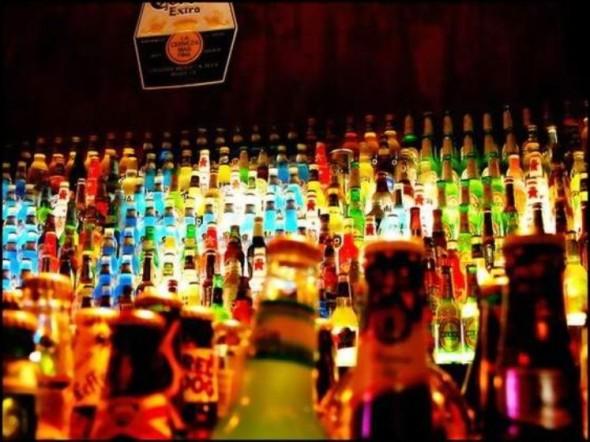 Пост анонимного алкоголика