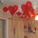 Полсотни воздушных шаров!