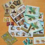 Пятнадцатиреблевые марки