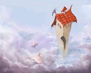 Треснувшая крыша