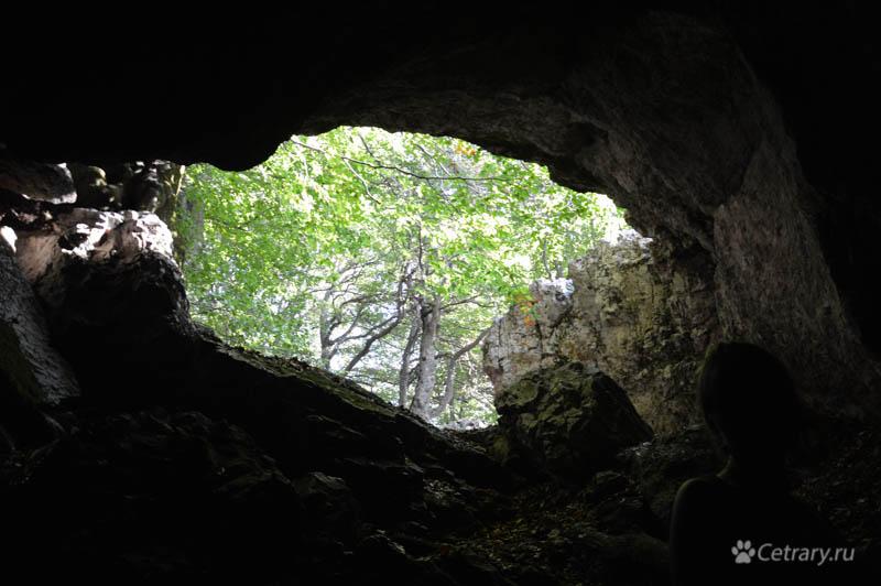 Пещера Суук-Коба