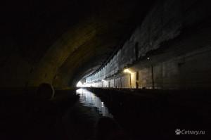 Темные тоннели