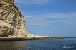 29 августа Тарханкут с моря
