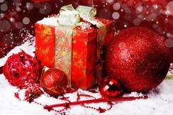 Новогодний подарок неизвестному другу