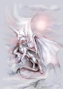 Психологическая разрядка. Или новорожденный дракончик в хрустальном замке.