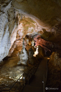 Мраморовидный известняк через пару тысяч лет станет мрамором