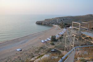 Лестница до моря в 80 ступенек