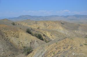 Типичный пейзаж возле Судака