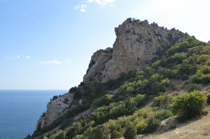 Незабываемая гора Мытылино