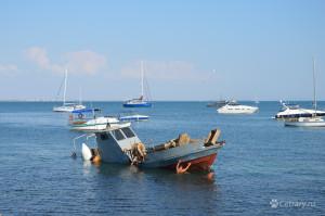 Не всегда корабли катают людей, бывает, что наоборот...