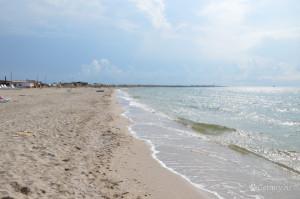 Песчаные пляжи Тарханкута