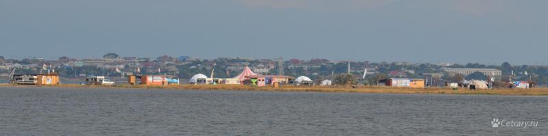 Это не цирк, это очередной палаточный городок
