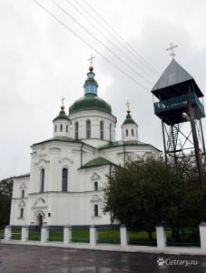 Храм, где крестили Гоголя