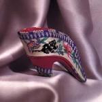 старинные китайские туфельки
